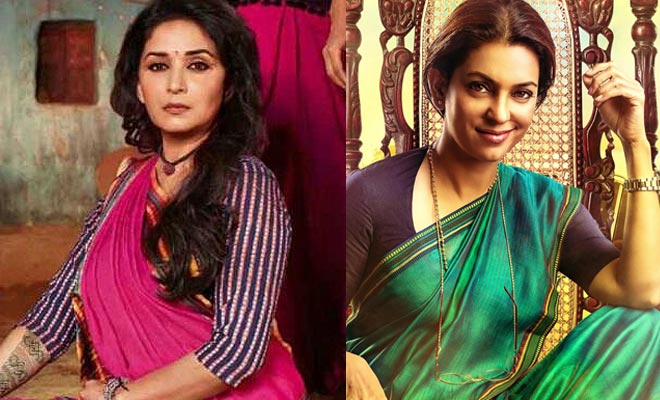 Is Madhuri Dixit Nene's Gulaab Gang controversy a publicity stunt?