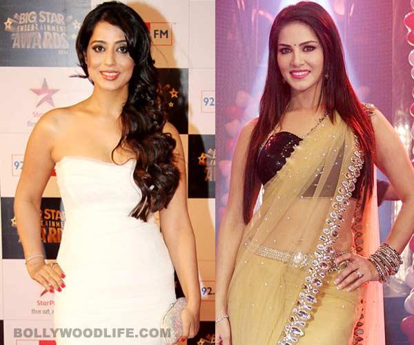 Is Mahie Gill jealous of Sunny Leone?