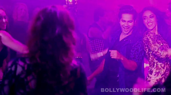 Is Ileana D'Cruz a better dancer than Varun Dhawan?