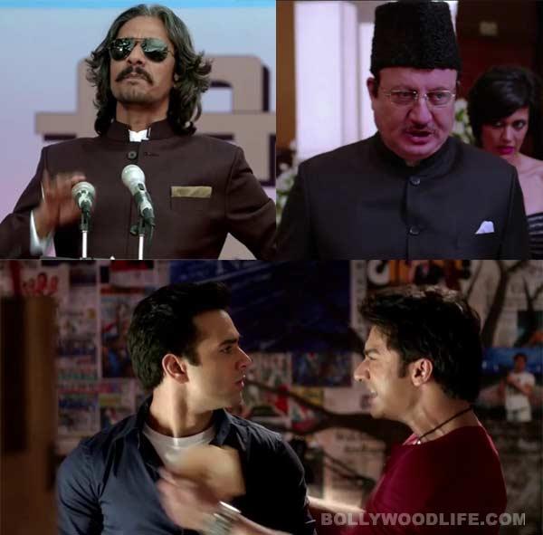 O Teri dialogue promos: After Salman Khan, Vijay Raaz and Anupam Kher hijack Pulkit Samrat's film!