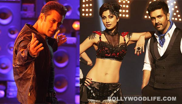 Will Salman Khan backed O Teri beat Shilpa Shetty's production debut Dishkiyaoon? Trade buzz!
