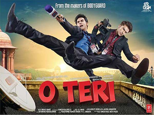 O Teri movie review: Pulkit Samrat and Bilal Amrohi will leave you brain-dead with their juvenile antics!