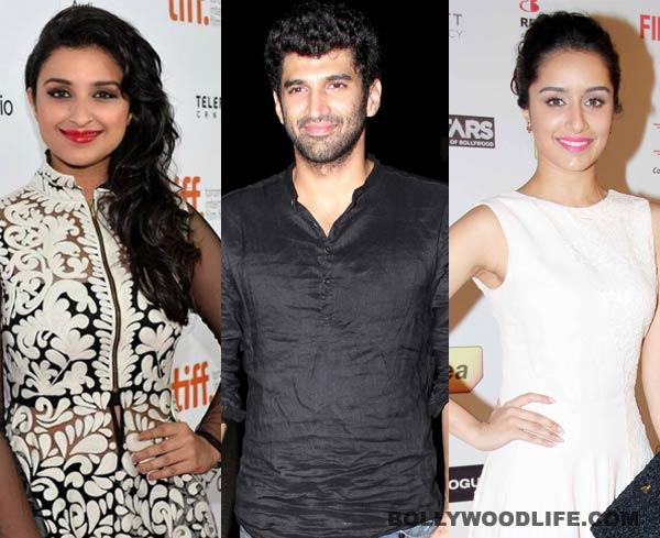 Has Parineeti Chopra replaced Shraddha Kapoor in Aditya Roy Kapur's life?