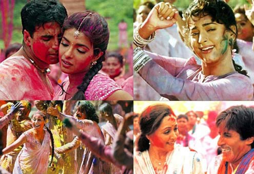 Holi Special: Akshay Kumar, Aamir Khan, Shahrukh Khan or Amitabh Bachchan—Which holi song do you love the most?