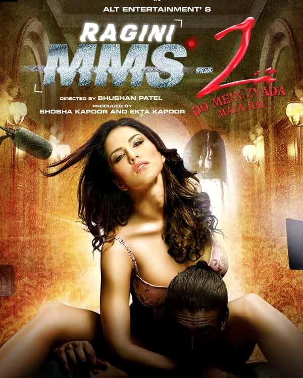 Ragini MMS 2 movie review: Sexy Sunny Leone seduces and scares but fails to make an impact!