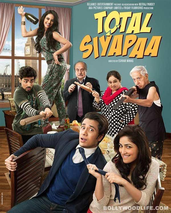 Ali Zafar and Yaami Gautam soon to be characters of Total Siyapaa novel!