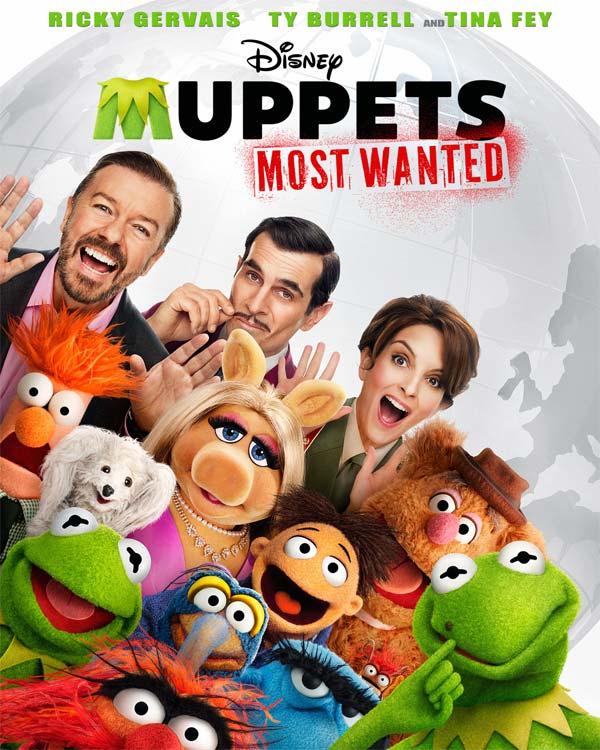 Muppets Most Wanted movie review: A mediocre fare, punctuated with run-of-the-mill gigs!