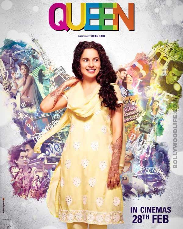 Climax of Kangana Ranaut's Queen revealed!