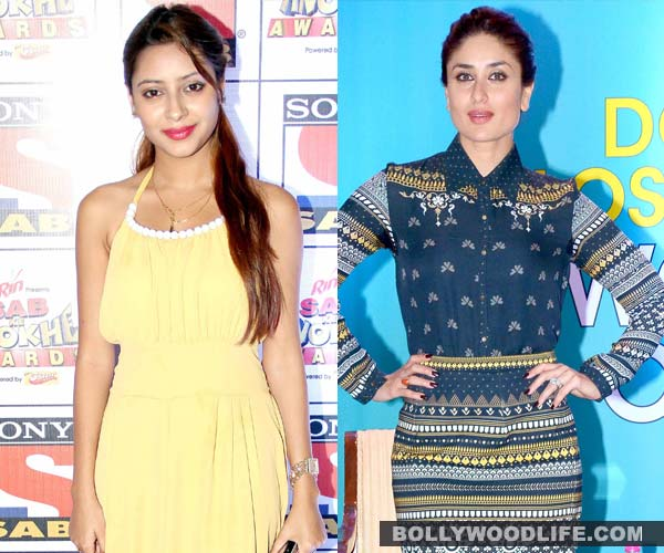 Pratyusha Banerjee trying to ape Kareena Kapoor Khan?