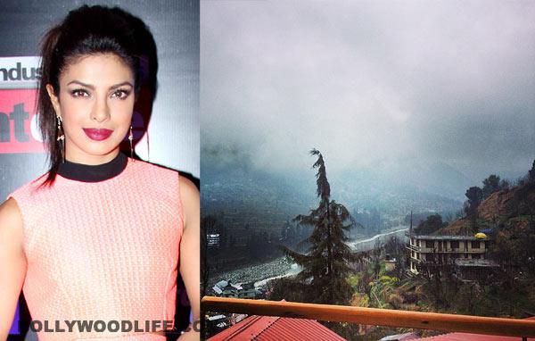 Who is Priyanka Chopra missing these days?