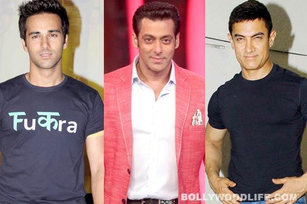 Why is Salman Khan comparing Pulkit Samrat to Aamir Khan?