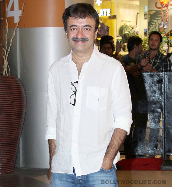 Rajkumar Hirani unveils the music of Girish Malik's film Jal