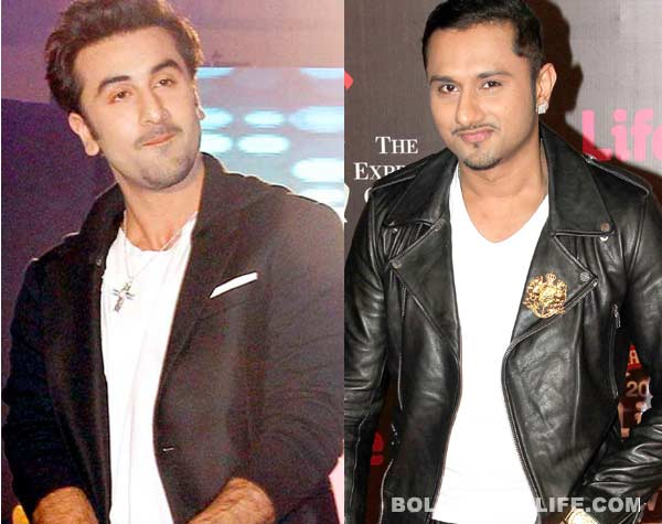 After Shahrukh Khan and Amitabh Bachchan, Yo Yo Honey Singh to croon for Ranbir Kapoor!