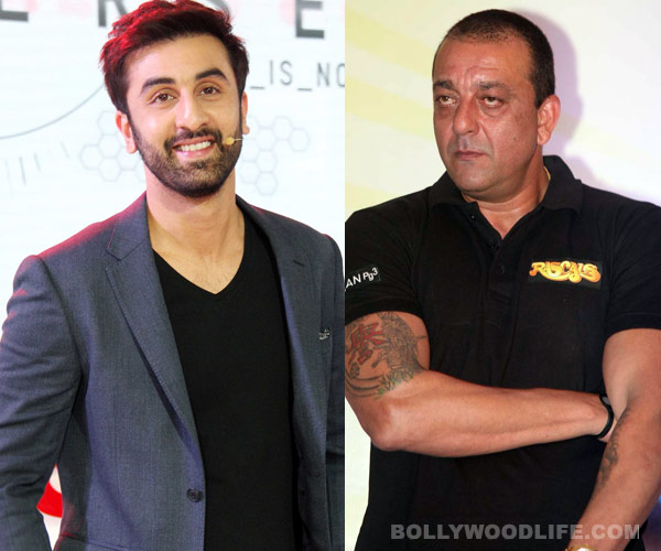 Ranbir Kapoor to play Sanjay Dutt in a biopic by Rajkumar Hirani!