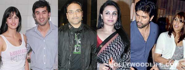 Should Katrina Kaif-Ranbir Kapoor, Rani Mukerji-Aditya Chopra, Bipasha Basu-Harman Baweja finally tie the knot?