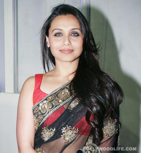 Did Rani Mukerji's Mardaani create trouble in Delhi?