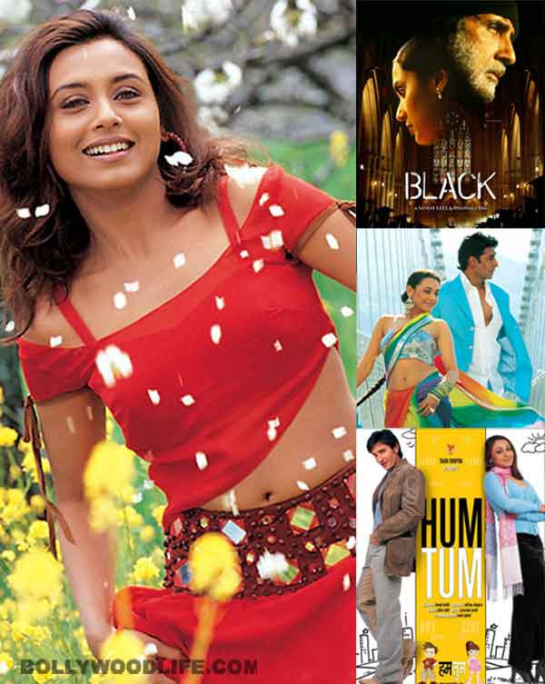 Birthday special: Rani Mukerji's 5 best films