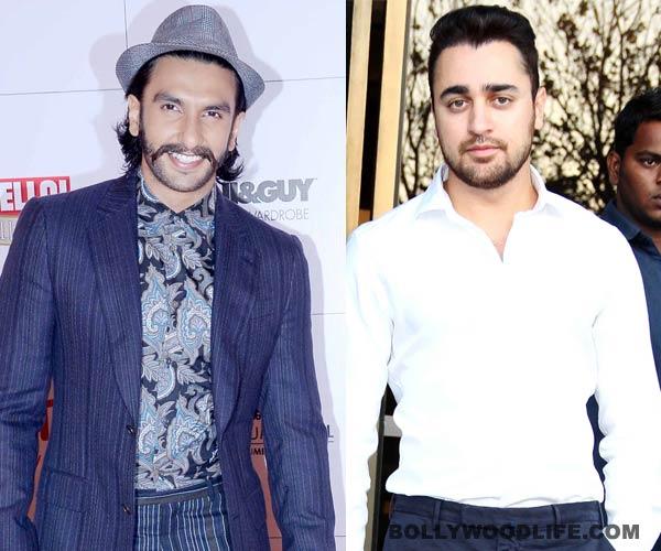 Has Ranveer Singh replaced Imran Khan in Vikram Aditya Motwane's Bhavesh Joshi?