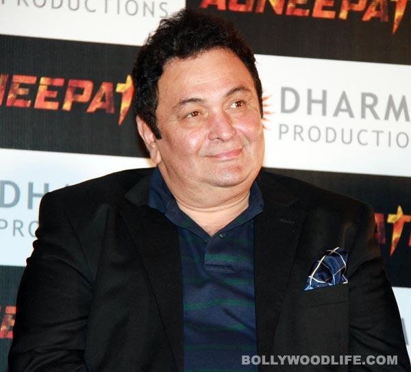 Ranbir Kapoor's father Rishi Kapoor pledges to donate organs