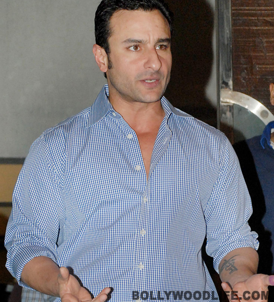 Saif Ali Khan to face trial in NRI assault case!