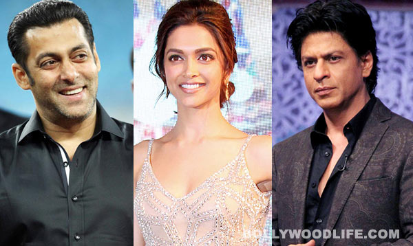 Deepika Padukone a bigger star than Shahrukh Khan and Salman Khan