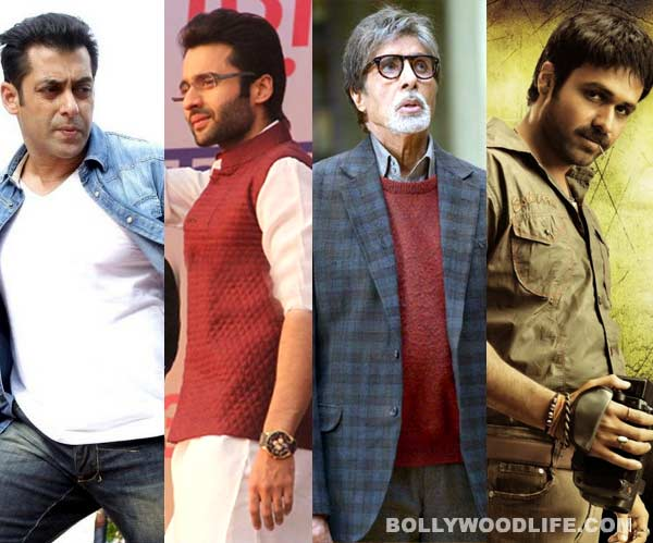 Amitabh Bachchan, Salman Khan, Emraan Hashmi or Jackky Bhagnani: Who is an inspiring leader?
