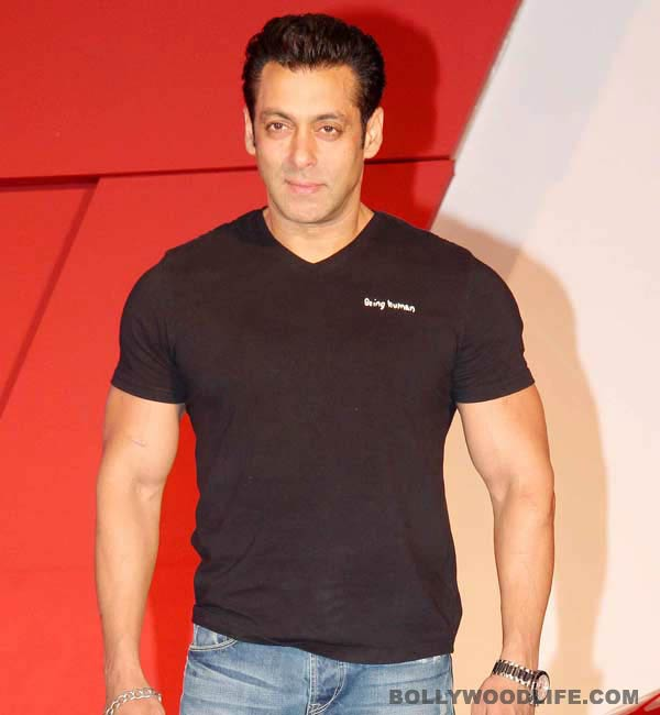 Is Salman Khan Being Human these days?