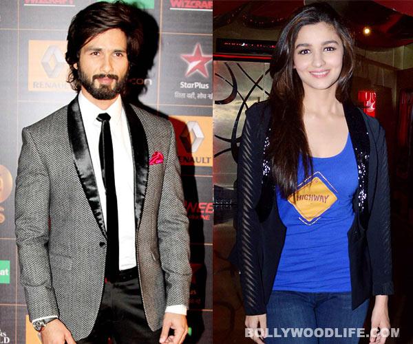 After Kangana Ranaut, Alia Bhatt to work with Shahid Kapoor in Vikas Bahl's next