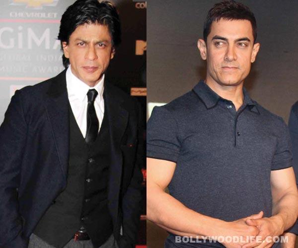 Shahrukh Khan beats Aamir Khan in IE 100 power list!