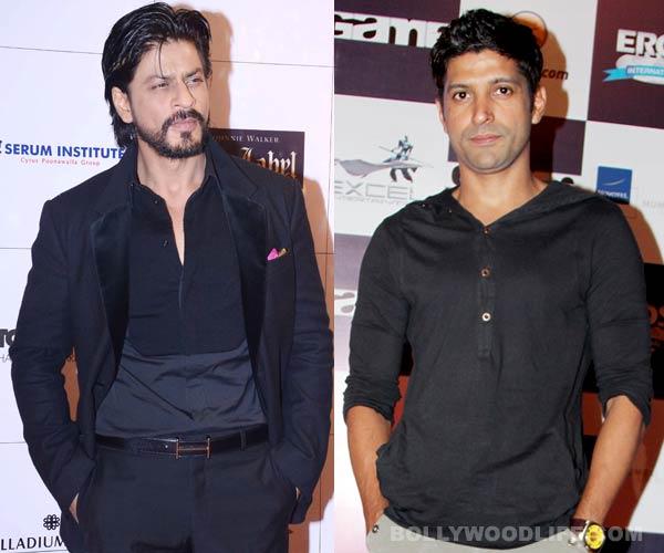 Will Shahrukh Khan's Raees get delayed because of Farhan Akhtar?