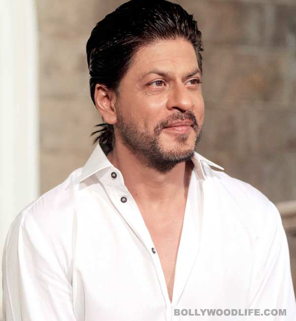 What did Shahrukh Khan and the Happy New Year team feast upon?