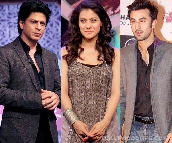 Upset Kajol declares Ranbir Kapoor a better actor than Shahrukh Khan!