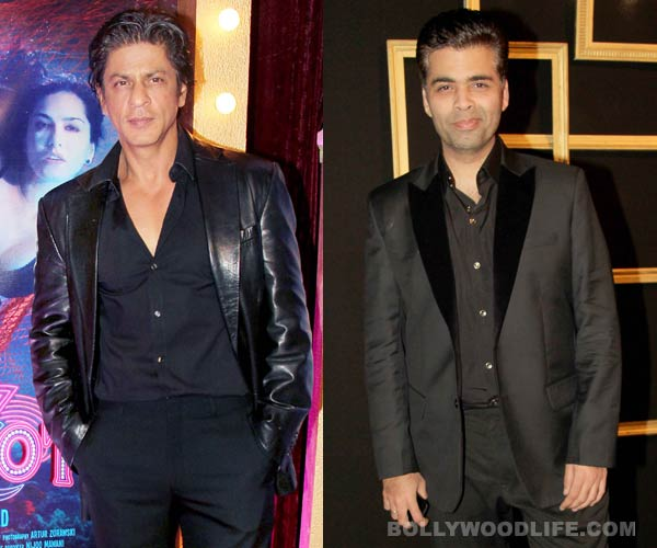 Has Shahrukh Khan and Karan Johar's friendship hit a dead end?