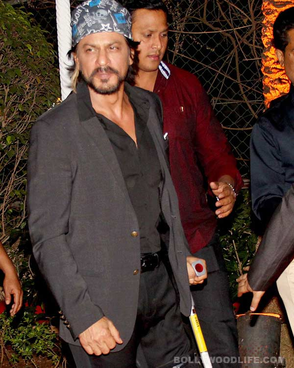 Shahrukh Khan to undergo an endoscopy?