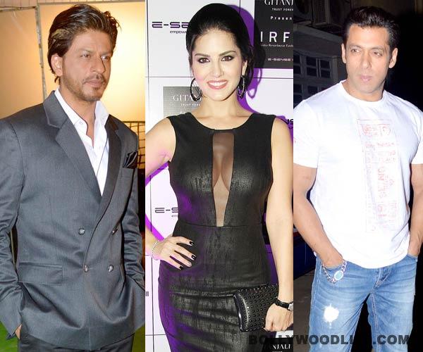 Sunny Leone to make an awesome threesome film with Shahrukh Khan and Salman Khan?
