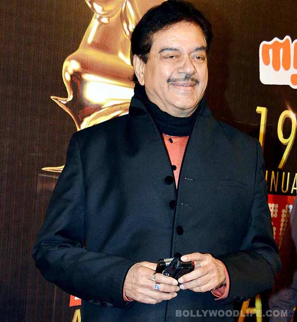 Shatrughan Sinha to receive a special honour at IIFA