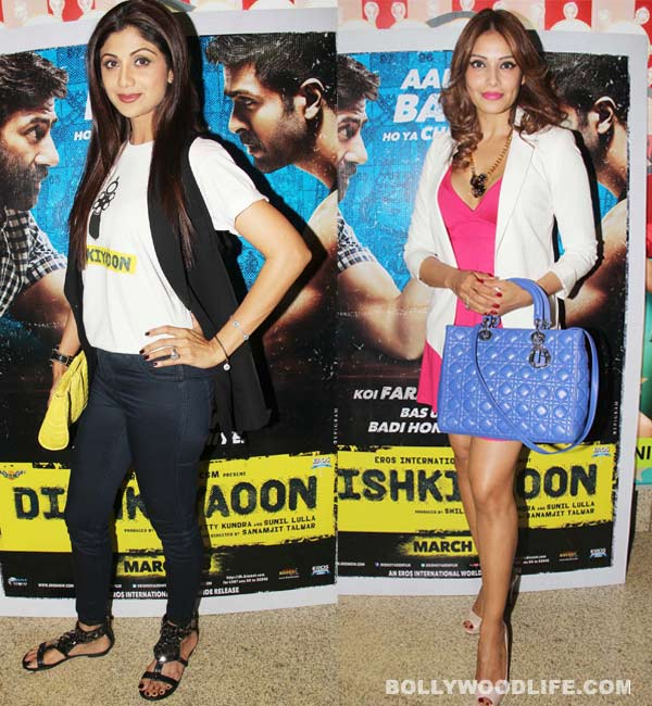 Will Shilpa Shetty and Bipasha Basu join hands for an action venture?