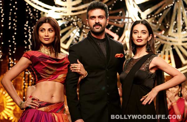 Why did Shilpa Shetty name her first production Dishkiyaoon?