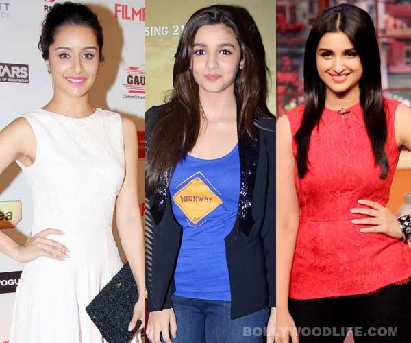 What do Alia Bhatt and Parineeti Chopra have that Shraddha Kapoor doesn't?