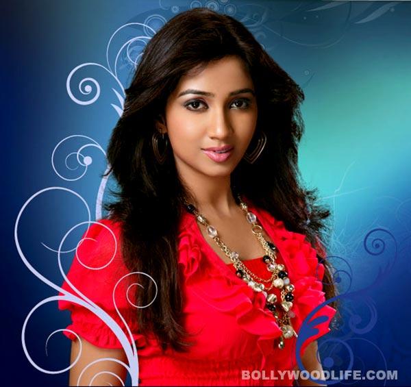 Shreya Ghoshal, happy birthday!