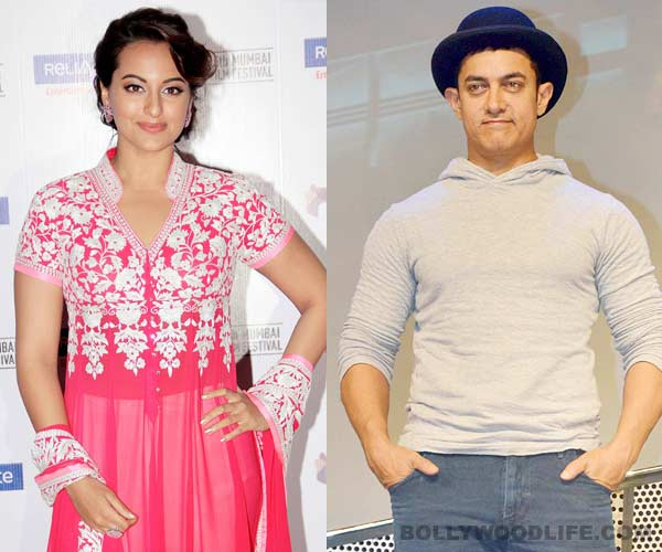 Aamir Khan, Sonakshi Sinha and Ajay Devgn voted the worst actors of 2013 at the Golden Kela Awards