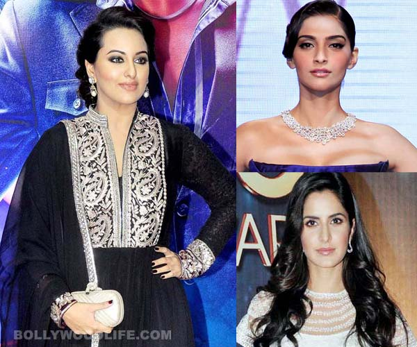 Is Sonakshi Sinha calling Katrina Kaif and Sonam Kapoor 'senior actors'?