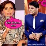 Sonam Kapoor:  Who is Kapil Sharma?