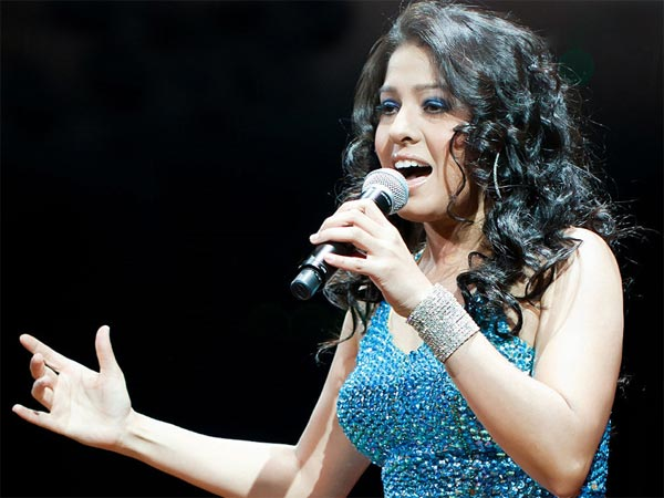 After Rekha Bhardwaj, Sunidhi Chauhan turns singer for the small screen with Ek Hasina Thi!