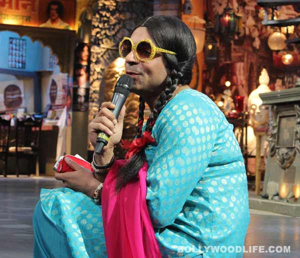 After Gutthi, is Sunil Grover bidding adieu to Chutki?