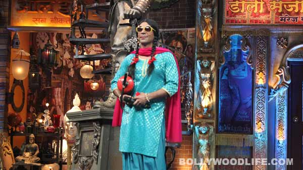 Mad In India: Sunil Grover aka Chutki to get a makeover!