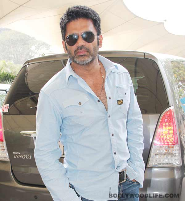 Non appearance in defamation suit filed by a stuntman costs Suniel Shetty Rs 20,000