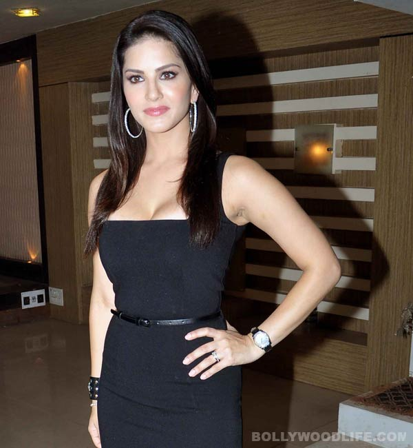 Why is Sunny Leone angry?