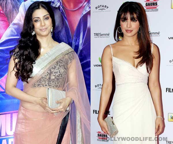Is Tabu too young to play Priyanka Chopra's mother in Zoya Akhtar's Dil Dhadakne Do?