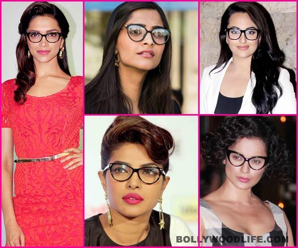 Priyanka Chopra, Deepika Padukone or Kangana Ranaut: Who is the sexiest nerd?